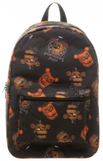 Batoh - Five Nights At Freddy's - Freddy Head Backpack