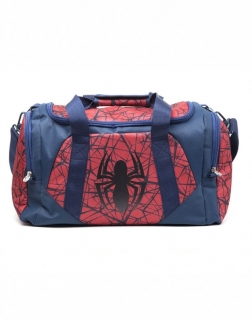 Cestovná taška - Spiderman - Logo Duffle Bag - Multicolor