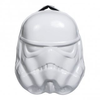 Batoh - Star Wars - Stormtrooper Shaped Backpack - White