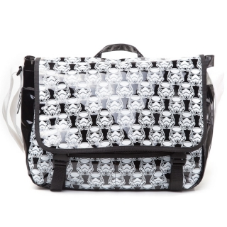 Taška - Star Wars - Trooper Messenger Bag - White
