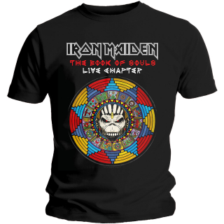 Tričko Iron Maiden - Book of Souls Live