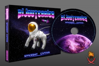 CD BijouTerrier - Spaceshit Captain
