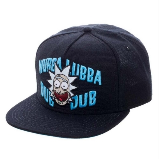 Šiltovka - Rick and Morty - Wubba Lubba Dub Dub