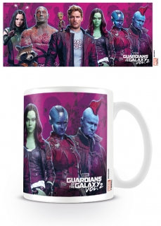 Hrnček Guardians of the Galaxy - Characters Vol. 2