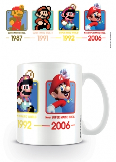 Hrnček Super Mario - Dates