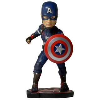 Figúrka Head Knocker - The Avengers Age Of Ultron - Captain America