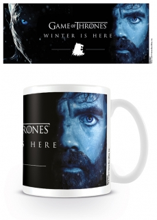 Hrnček Game of Thrones - Winter Is Here - Tyrion