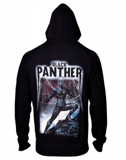 Mikina na zips Black Panther - Band Tee Inspired