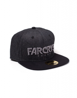Šiltovka Far Cry 5 - Logo Cap - Black