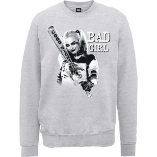 Pánsky Sweatshirt Suicide Squad - Bad Girl