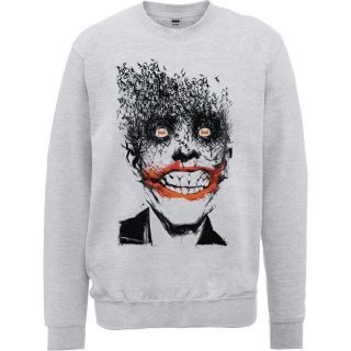 Pánsky Sweatshirt Batman - Joker Face of Bats