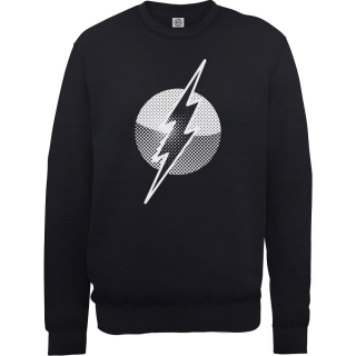 Pánsky Sweatshirt The Flash - Originals Flash Spot Logo