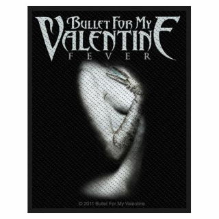 Malá nášivka - Bullet For My Valentine - Fever