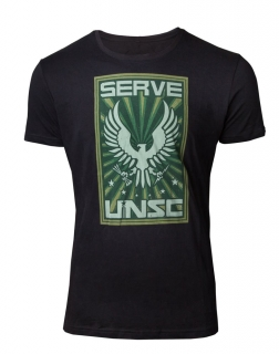 Tričko - Halo - Serve UNSC