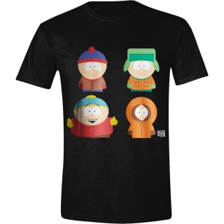 Tričko - South Park - Four Characters