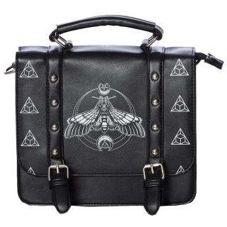 Mini kabelka Banned - Moth Satchel