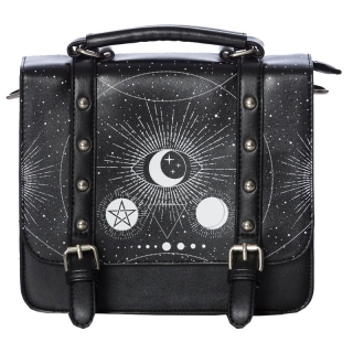 Mini kabelka Banned - Cosmic Satchel