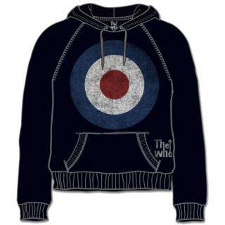 Mikina The Who - Target Distressed