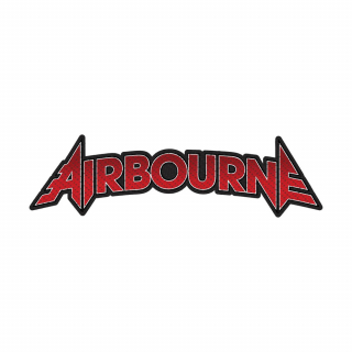 Malá nášivka - Airbourne - Logo Cut-Out