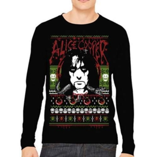 Sweatshirt Alice Cooper - Holiday