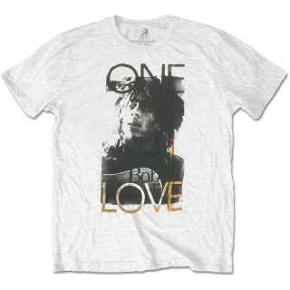 Tričko Bob Marley - One Love