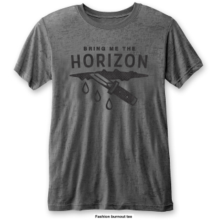 Tričko Bring Me The Horizon - Wound (charcoal grey)