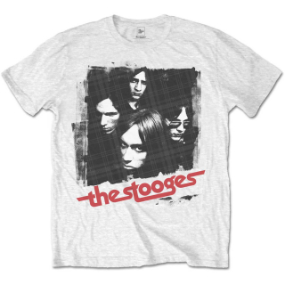 Tričko Iggy & The Stooges - Four Faces