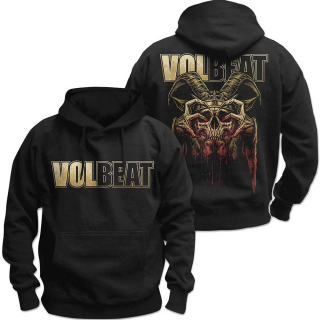 Mikina Volbeat - Bleeding Crown Skull