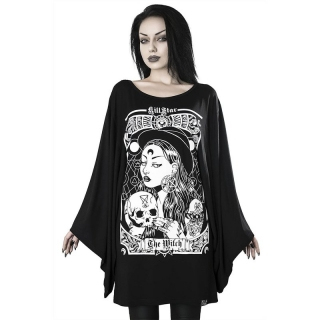 Dámske šaty Killstar - The Witch Kimono Tunic