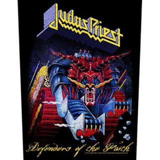 Veľká nášivka - Judas Priest - Defenders of the Faith