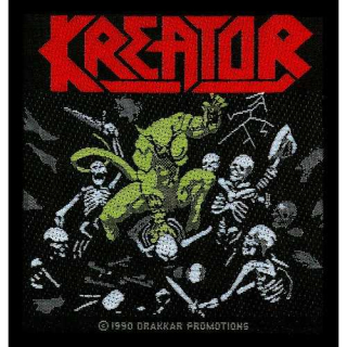 Malá nášivka - Kreator - Pleasure to Kill