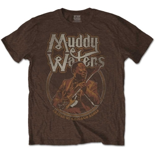 Tričko Muddy Waters - Father of Chicago Blues