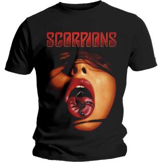 288796c9eea2 Tričko Scorpions - Scorpion Tongue empty