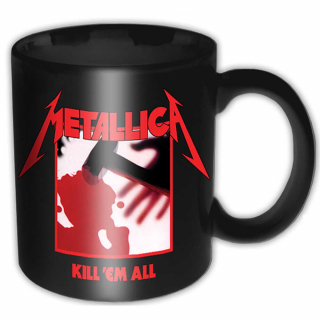 Hrnček Metallica - Kill 'Em All