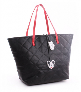Taška Mickey Mouse - It'S My Style Shopper Bag - Black