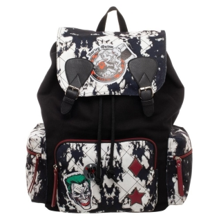 Batoh - Batman - Harley Quinn All Over Backpack