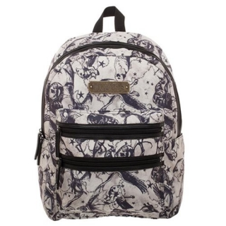 Batoh Harry Potter - Beasts Double Zip Backpack