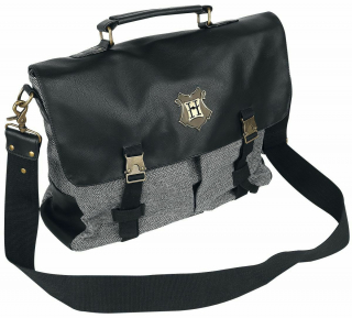 Taška Harry Potter - Hogwarts Bag grey-black