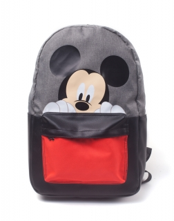 Batoh - Mickey Mouse - Placement Printed Backpack