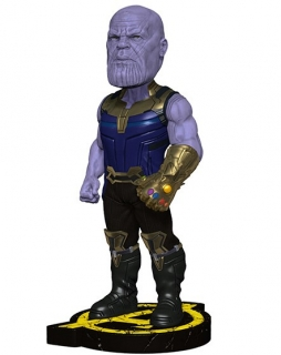Figúrka Head Knocker - Marvel - Thanos