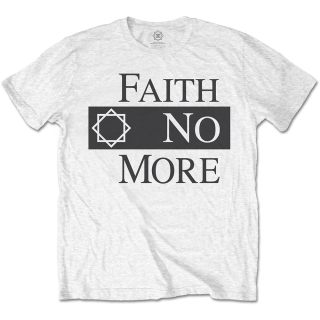 Tričko Faith No More - Classic Logo V.2