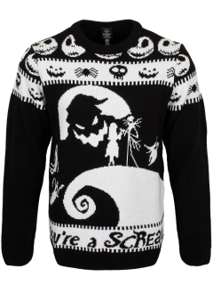 Unisex sveter The Nightmare Before Christmas - You're A Scream