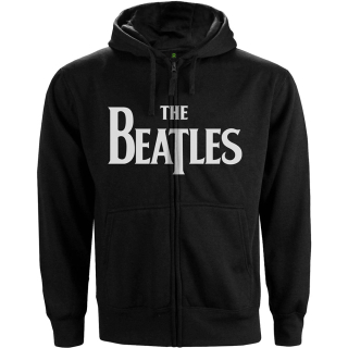 Mikina The Beatles - Drop T Logo