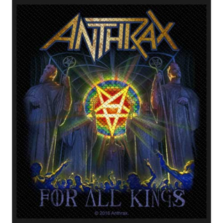 Malá nášivka - Anthrax - For All Kings