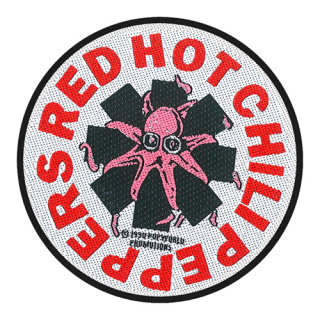 Malá nášivka - Red Hot Chili Peppers - Octopus
