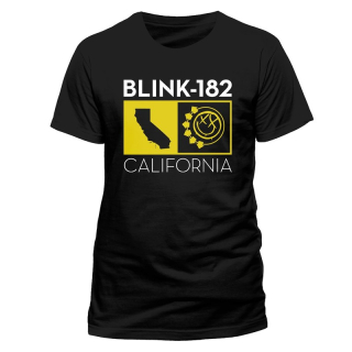 Tričko Blink 182 - California State