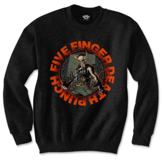 Sweatshirt Five Finger Death Punch - Seal of Ameth