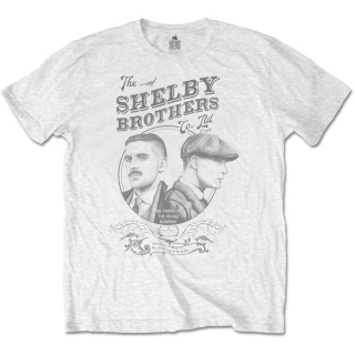 Tričko Peaky Blinders - Shelby Brothers Circle Faces